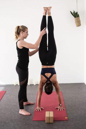 Atelier «postures inversées» avec Carine – Dimanche 15 mars à 9h